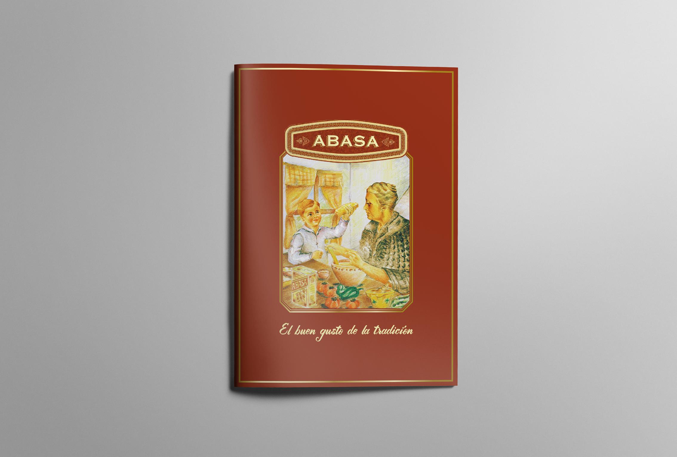 Aceites ABASA etichette olio - Portfolio Patrizio Rossi - Grafica - Patrizio Rossi Web and Graphic Designer - realizzazione sito web - brochure